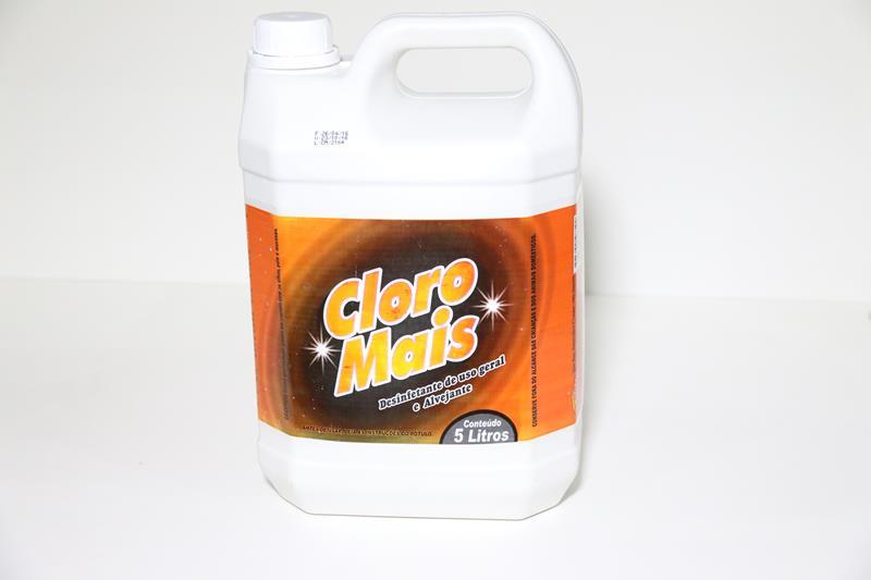 Cloro Mais – 5 litros