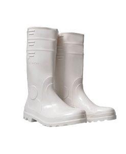Bota Vulcabras PVC – Branca – Cano Longo